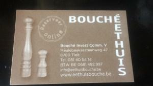 Eethuis Bouché