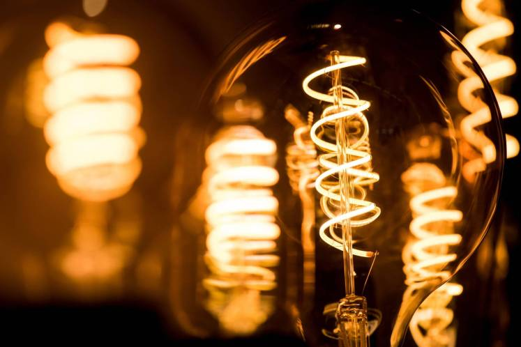 Energy-efficient lightbulbs cost less to operate, but that doesn't mean you can forget to turn them off and keep a good conscience.