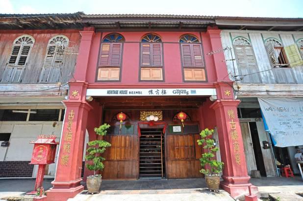 Gopeng Heritage House是#MyMalaysia霹雳州插曲中的亮点之一。 —马来西亚旅游局
