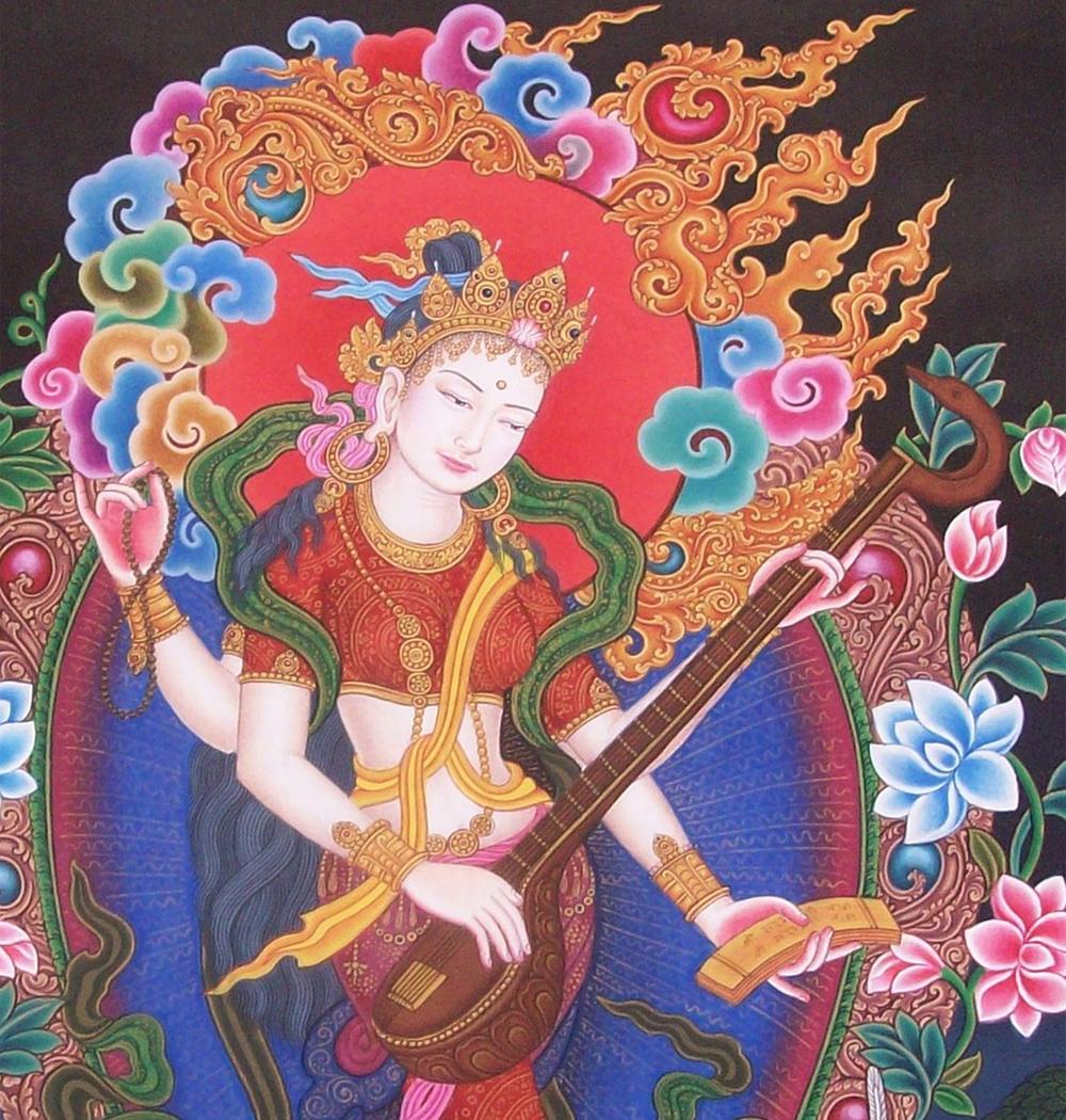 Saraswati Puja Greetings!