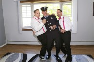 #groomtobe, #njwedding, #apicturesquememoryphotography, #weddings, #pomptonlakesnjwedding, #groomprep, #firefighterwedding, #groomsmen