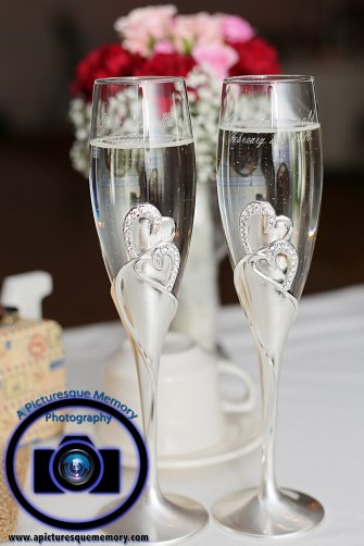 #njwedding, #njweddingphotography, #southbrunswickweddingphotographer#weddingphotos, #apicturesquememoryphotography, #pierresofsouthbrunswickweddingphotographer, #enscribedwineglasses