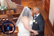 #njwedding, #njweddingphotography, #bloomfieldphotographer, #apicturesquememoryphotography, #oaksidemansionwedding, #oaksidebloomfieldculturalcenter, #weddingphotos, #brideandgroomfirstlook, #firstkiss