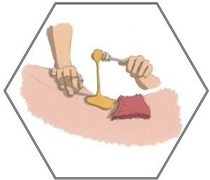 Massage-Bien-Etre au miel