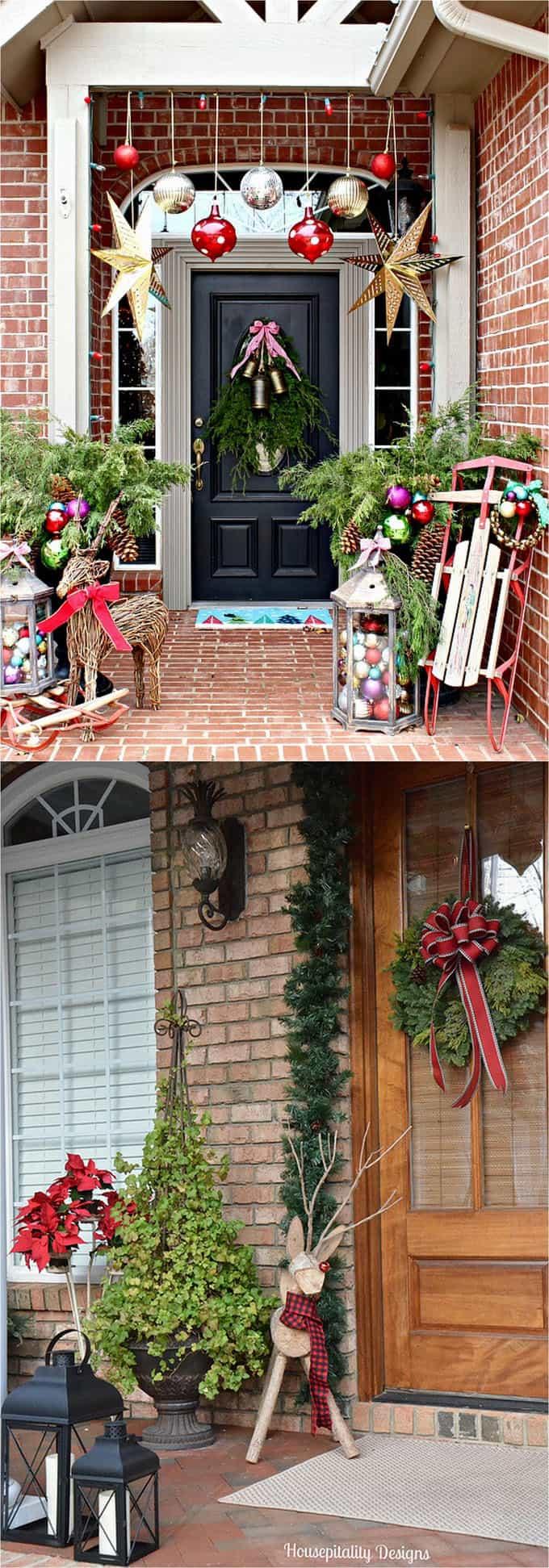Decoracion Exterior Navidad Novocom Top