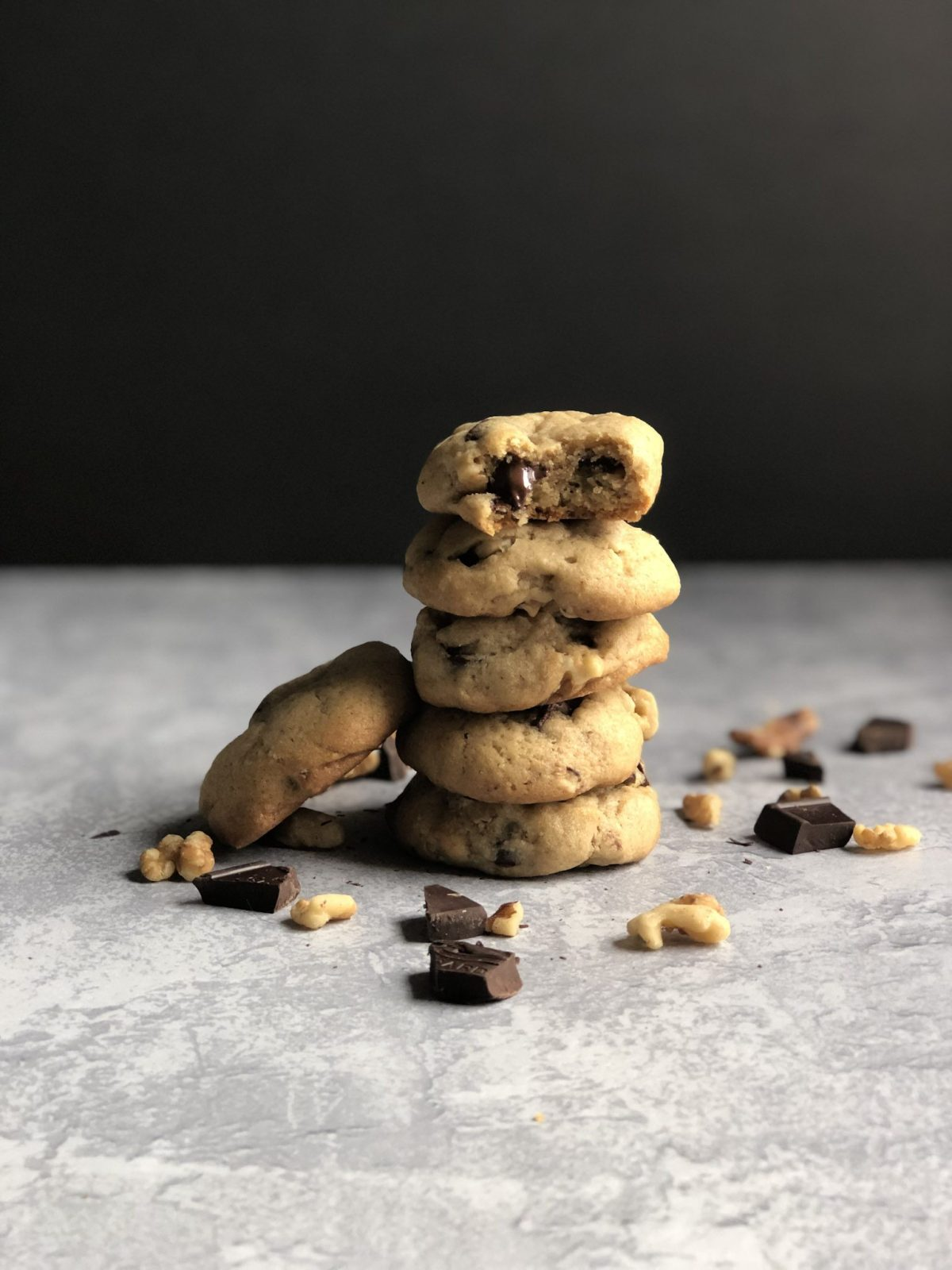 mini chocolate chip cookie recipe