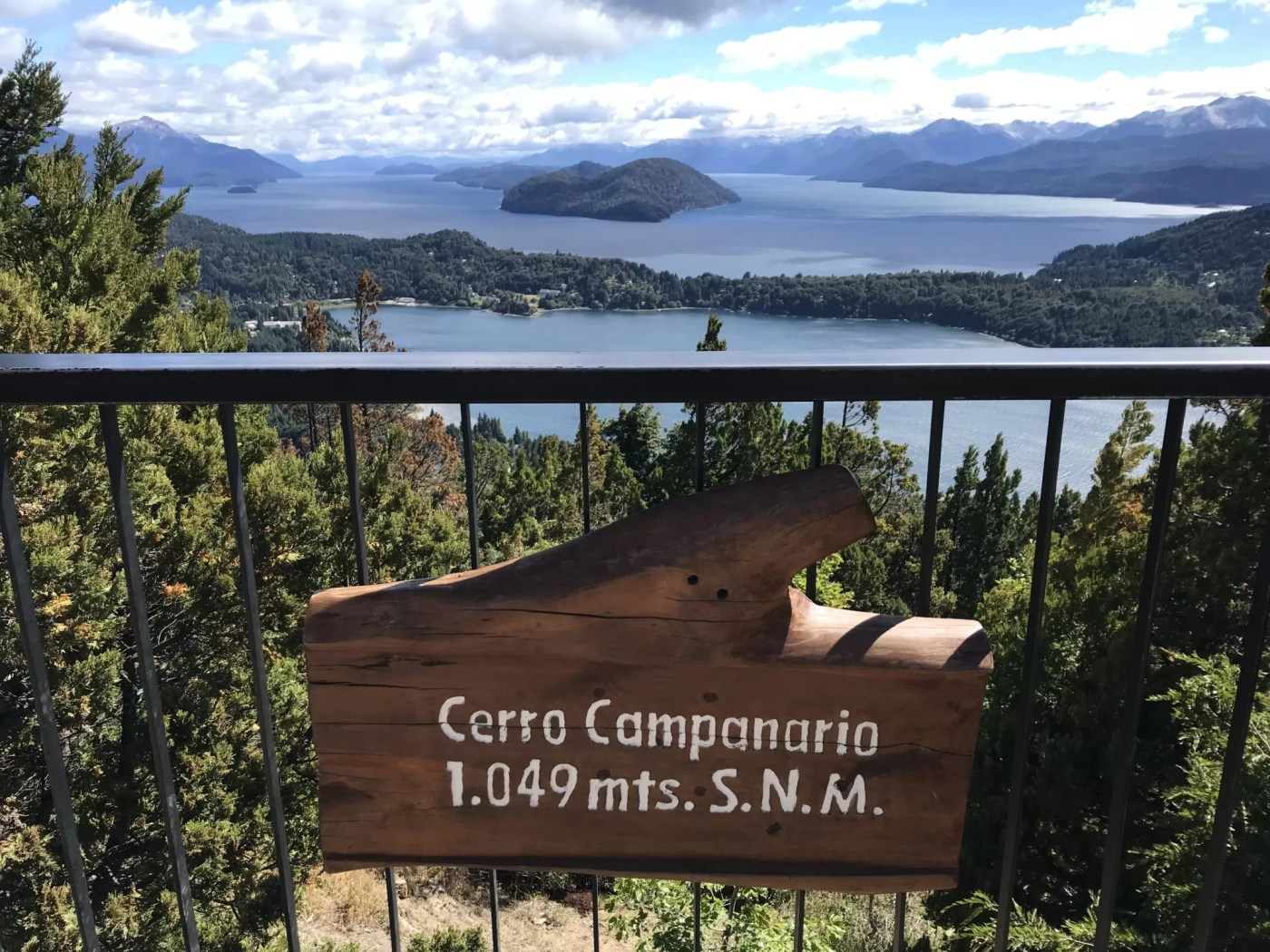 How to get to Cerro Campanario: Bariloche's Best View   A Piece ...