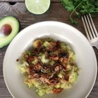 Tavaszt idéző tonhalas quinoa saláta