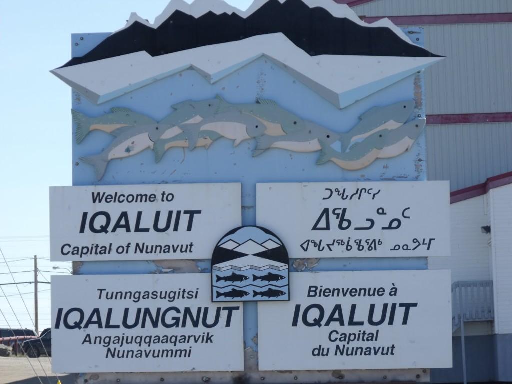 2_Iqaluit sign