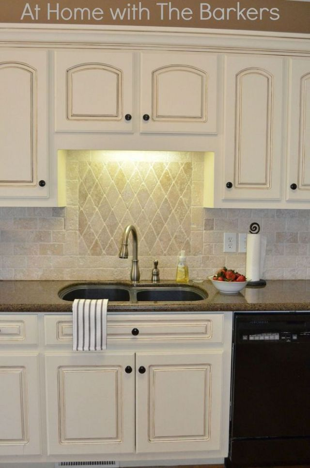 92 Painting Kitchen Cabinets without Sanding Color Schemes ...
