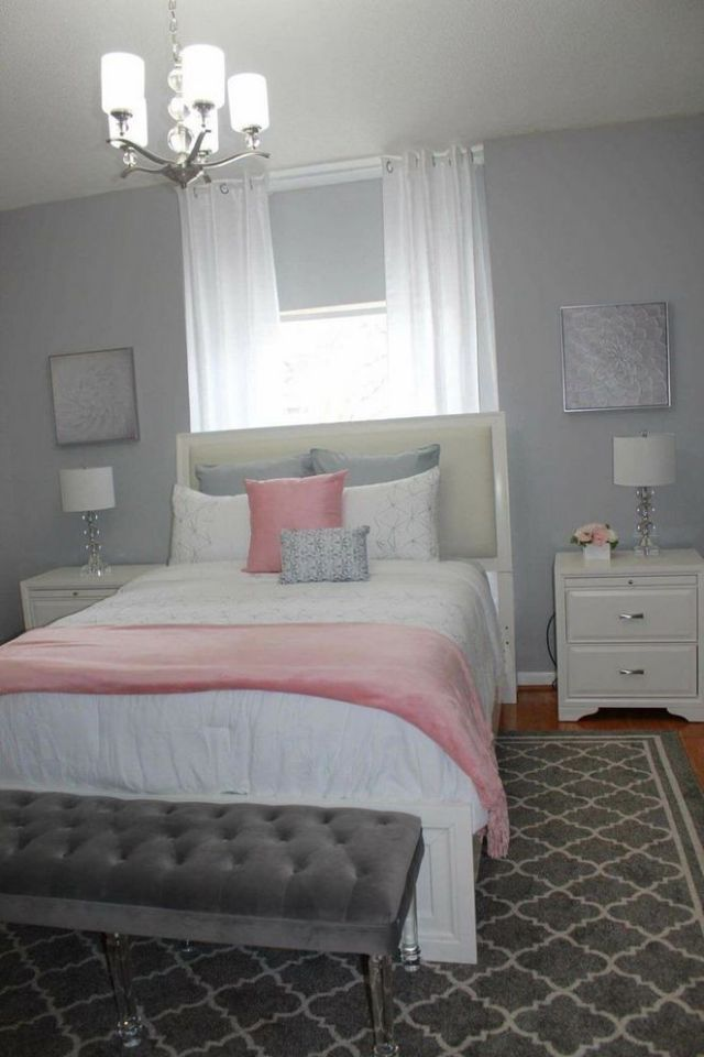 Key Pieces of Grey and White Bedroom Ideas Teen Girl Rooms ...