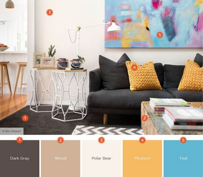 New Home Designs Latest Modern Homes Ultra Modern: Living Room Color Ideas Grey