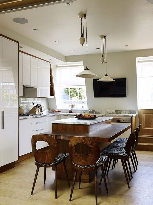 43 Kitchen Island Dining Table Combo Small Spaces An In Depth Anaylsis On What Works And What Doesn T 26 Apikhome Com