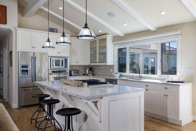 43+ What Everybody Dislikes About Kitchen Design Layout L ...