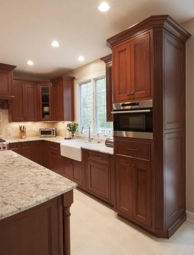 25 Possible Warning Signs On Dark Cherry Cabinets Kitchen Farmhouse You Should Know Apikhome Com