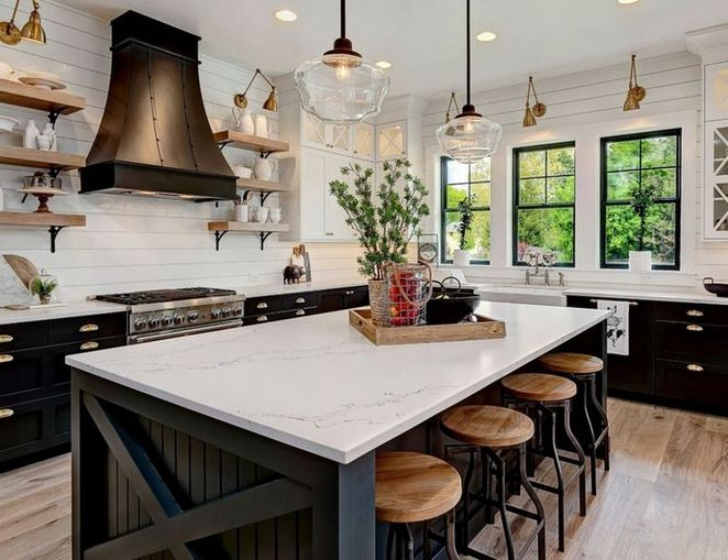 42 Amazing Kitchens Dreams Awesome Secrets That No One Else Knows About Apikhome Com