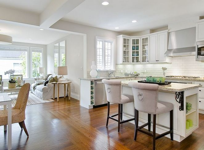 63 A Deadly Mistake Uncovered On L Shaped Kitchen With Island Layout Open Concept And How To Avoid It Apikhome Com
