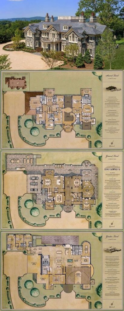 36 Unanswered Issues With Modern Mansion Floor Plan Luxury Revealed Apikhome Com