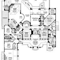 +36 Unanswered Issues With Modern Mansion Floor Plan Luxury Revealed 87