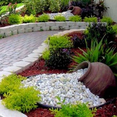 34 The Lost Secret Of Gravel Patio With Pavers Design Ideas