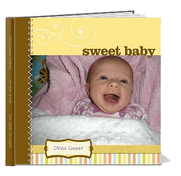 Olivia's Sweet Baby Book