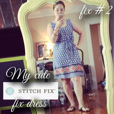 Stitch Fix #2 | Summer Style
