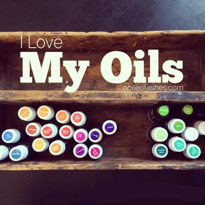 My Oily Story | apileofashes.com