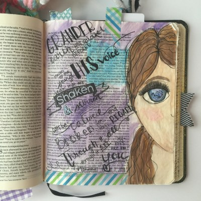 Journaling Bible | It Is Well