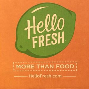 Hello Fresh | Food Box Review