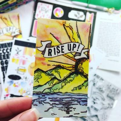 Rise Up | Illustrated Faith Kit Unboxing