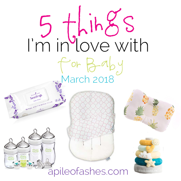 5thingsbabymarch