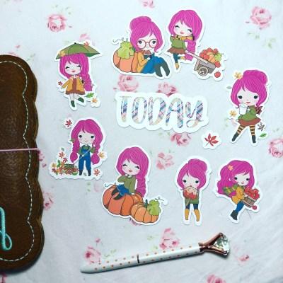 fall girl 1