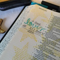 Journaling Bible | Good Friends