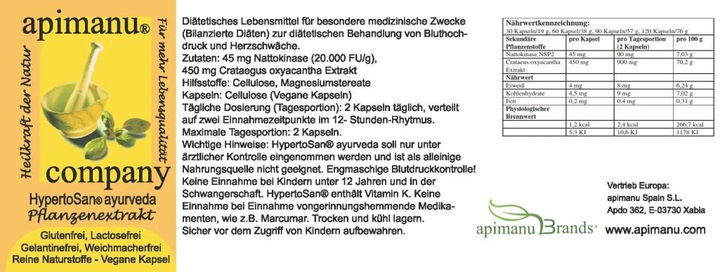 etikett apimanu hypertosan