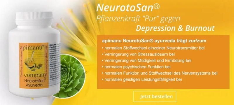 NeurotoSan® bei Depression