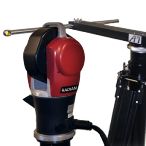 laser tracker calibration