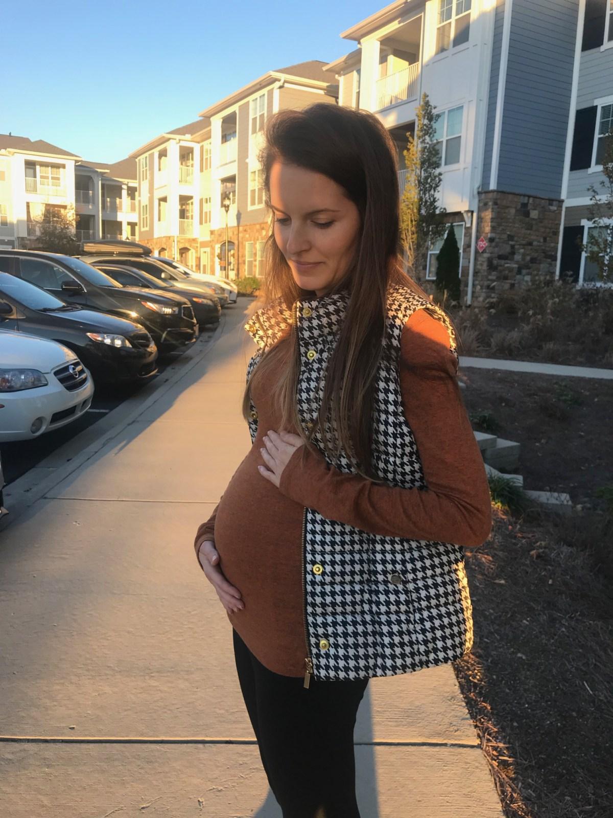 Pregnancy update week 17