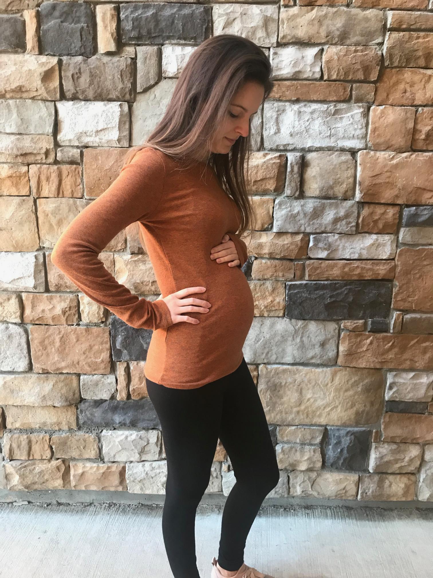 Pregnancy update week 17!
