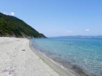 northern beach, Skiathos