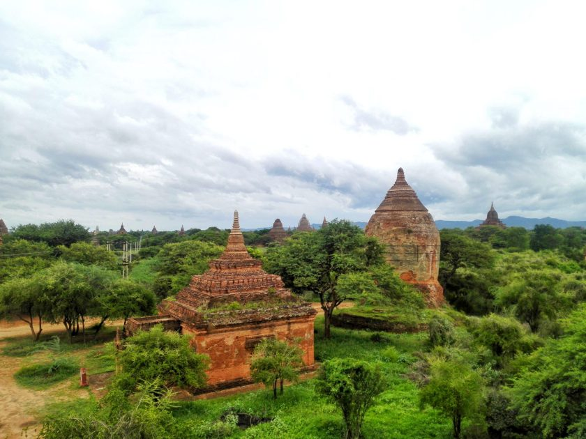 Archaeological Zone, Bagan, Myanmar