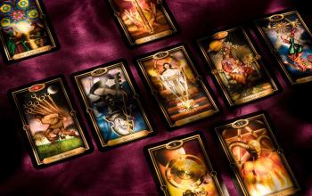 tarot cards - suit of cups