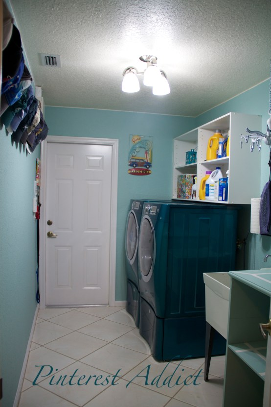 Laundry room after!