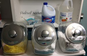 My laundry soap