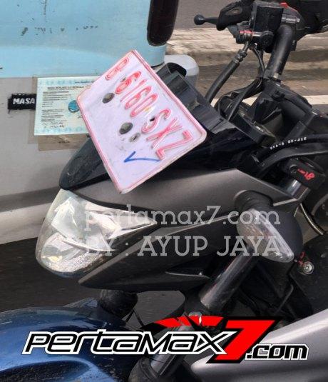 Lampu-Depan-Yamaha-AlAll-new-Vixion-155-VVA-LED-spyshot