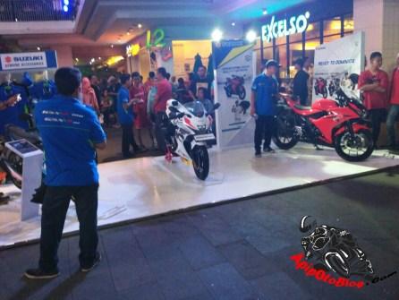 Pameran Suzuki GSX R150 Bekasi
