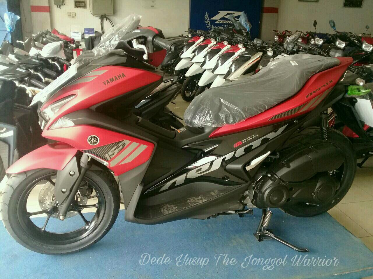 harga Yamaha Aerox 155 Bogor