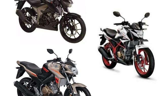 Penjualan GSX-S150 Salip Yamaha Vixion , Honda CB150R Makin Perkasa..!