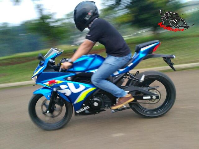 Review Harian Suzuki GSX-R150 PP 60KM ,Gimana Rasanya.. Masih Enjoy Kok..!