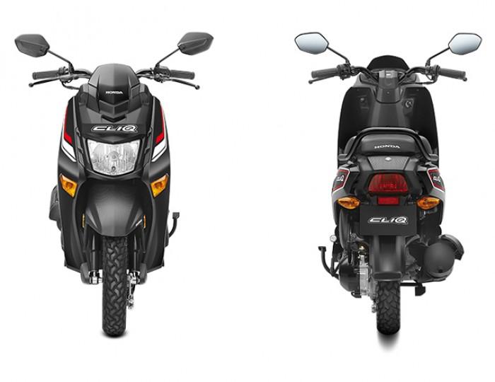 Honda-cliq-india