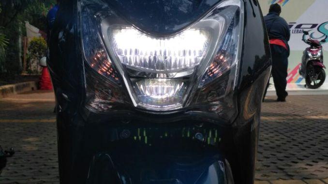 lampu depan mio s
